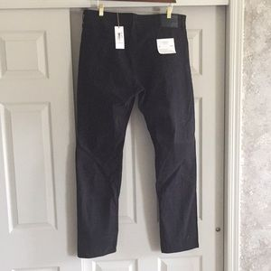 """Men's black """"Everett"""" AG jeans"""